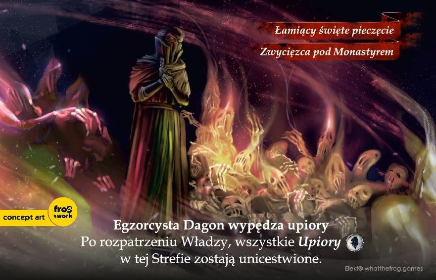 Elekt - Mistrz Dagon