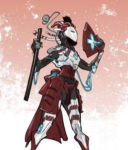 Tsukuyumi - Cybersamurai