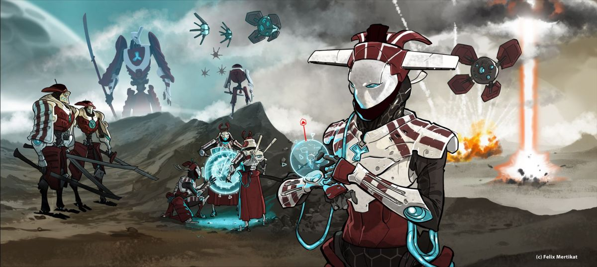 Tsukuyumi - Cybersamurai - frakcja