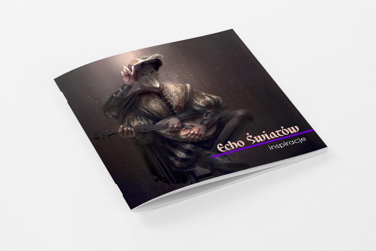 książka Echo Światów - Inspiracje