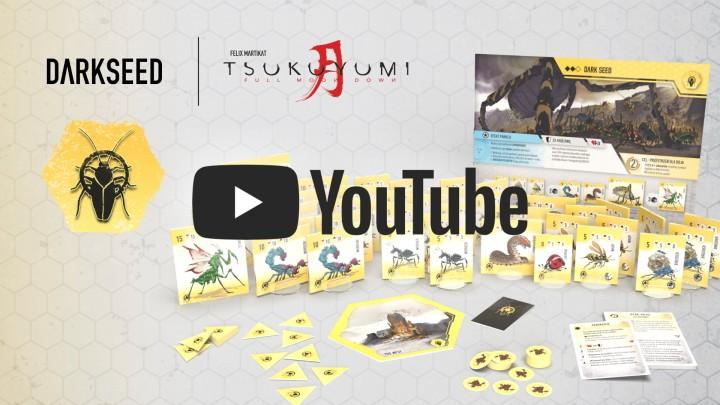 Tsukuyumi, frakcja DarkSeed