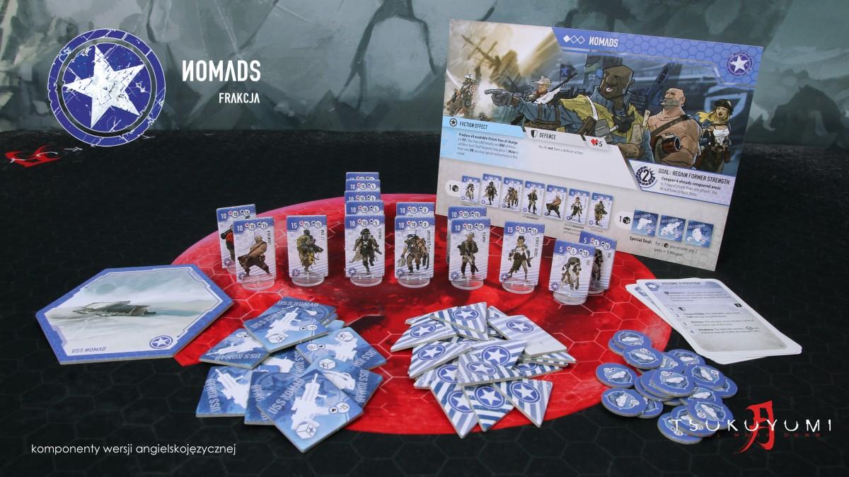 Tsukuyumi - Nomads- frakcja