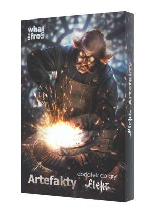 Dodatek do gry Elekt - Artefakty
