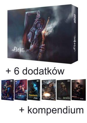 Elekt + 6 dodatkow + kompendium