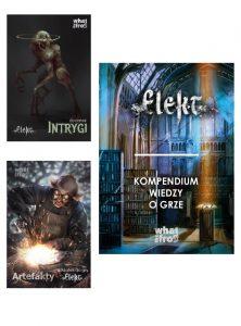 Elekt Artefakty Intrygi Kompendium